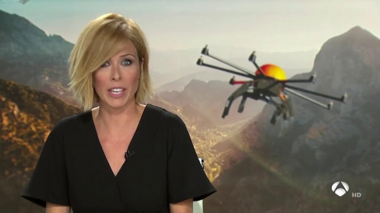 ANTENA 3 | Drones que salvan vidas