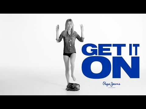 GET IT ON CHALLENGE | Pepe Jeans