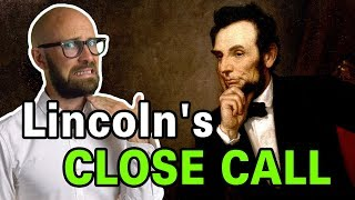 that-time-lincoln-came-inches-from-being-assassinated-a-few-months-before-he-was-assassinated