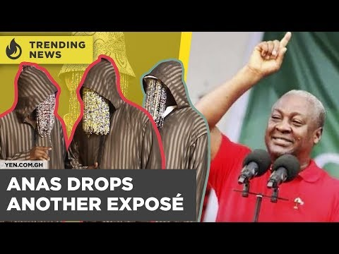 Ghana News Today: Anas drops another exposé / Mahama wins NDC presidential primaries | #Yencomgh