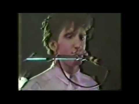 Trent Reznor 1980s Cleveland TV Before Nine Inch Nails