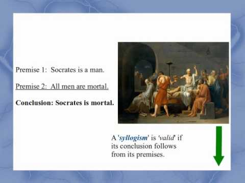 101. Introduction to Philosophy -  Introduction to Logic