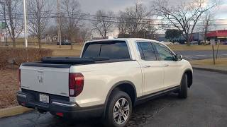 2018 Honda Ridgeline,  Why I LOVE it!!