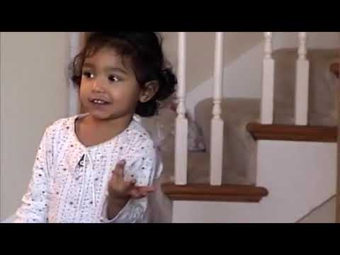 Pari dancing and enjoying Bollywood/Hollywood songs