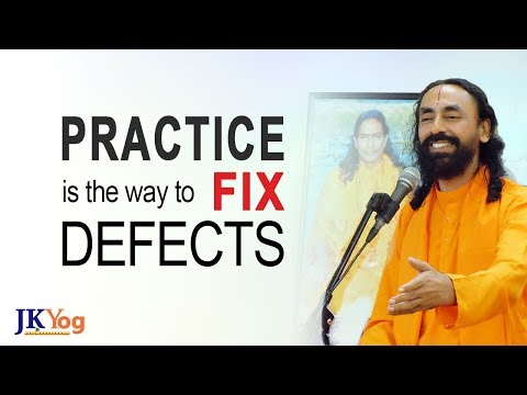 How Do We Overcome our Defects and Weaknesses? | Practice to Perfection | Swami Mukundananda