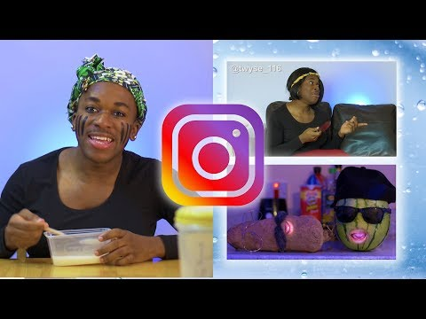 Twyse and Family Instagram Skits Compilation (Janury - April 2019)