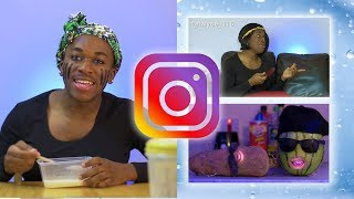 Twyse and Family Instagram Skits Compilation Janury - April 2019