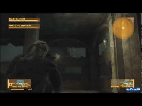 Metal Gear Solid 4 - Raging Raven Doll Trophy Guide