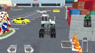 Cargo Crew: Port Truck Driver ios gameplay #1