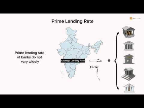 Term of the week - Prime Lending Rate