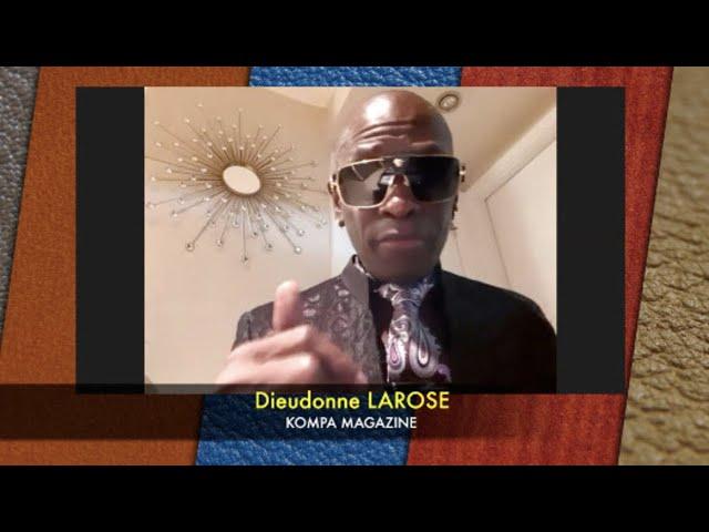 DIEUDONNE LAROSE: Legende nan pale sou anpil dossiers! (VIDEO INTERVIEW)