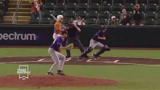 Texas Baseball vs Northwestern LHN Highlights [March 3, 2018]