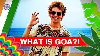 WHAT IS GOA?! | Exploring India's Paradise