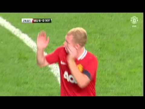 Paul Scholes Tribute (Manchester United #18)