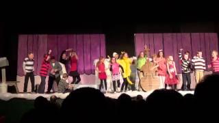 Charlie Brown Christmas Play 2014