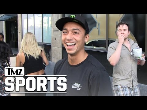 Pro Skater Nyjah Huston- Lawbreaking Night Ragers On Hold...For At Least Two Years | TMZ Sports