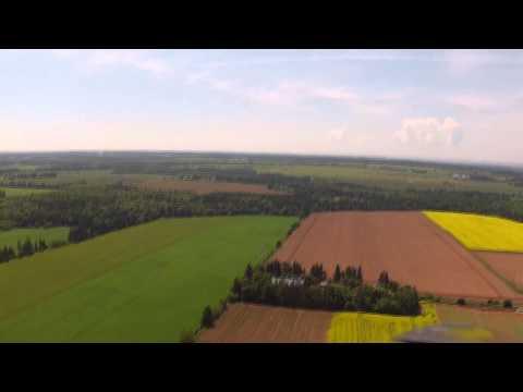 Summer Flying Prince Edward Island