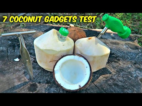 Thumbnail: 7 Coconut Gadgets put to the Test