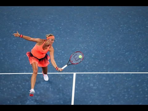 2016 Wuhan Open Round of 16 | Petra Kvitova vs Angelique Kerber | WTA Highlights