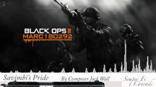 Black Ops 2 Soundtrack: Savimbi