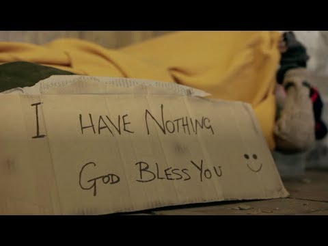 Teen Raising Money to Buy Sleeping Bags for Homeless