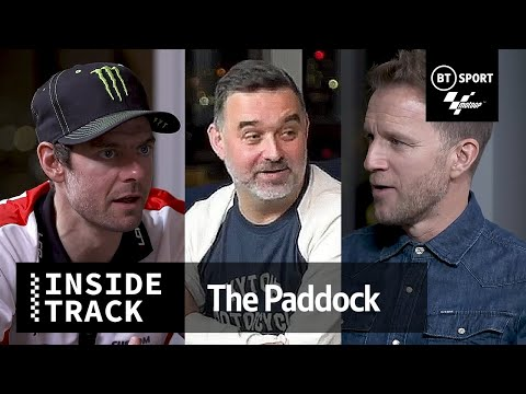 The Inside Track: Life in the MotoGP paddock with Cal Crutchlow | Stress, politics and rivalries