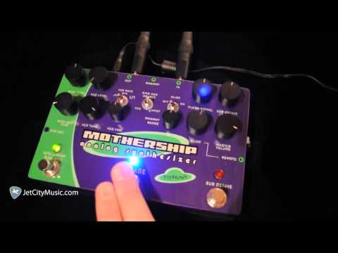 Pigtronix Mothership Analog Synthesizer