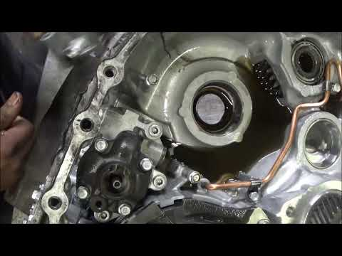 TRANSGO JF011E TRANSMISSION FLOW CONTROL VALVE TEST IN A NISSAN ROGUE (IS  IT WHINING) PART 2
