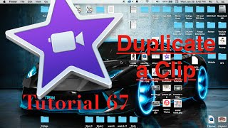 Duplicate Clips in iMovie 10.0.6 | Tutorial 67