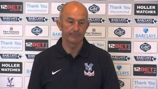 Tony Pulis Pre-Fulham Press Conference