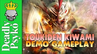 Toukiden: Kiwami - Demo Gameplay!