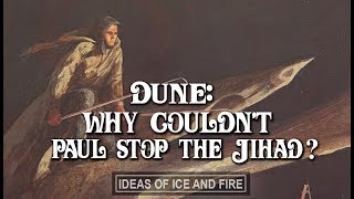 DUNE: Why Couldn