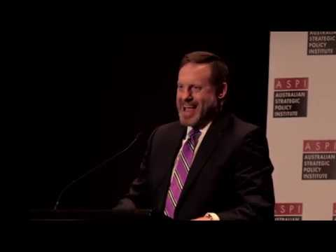 National Security Address: Admiral Michael S. Rogers