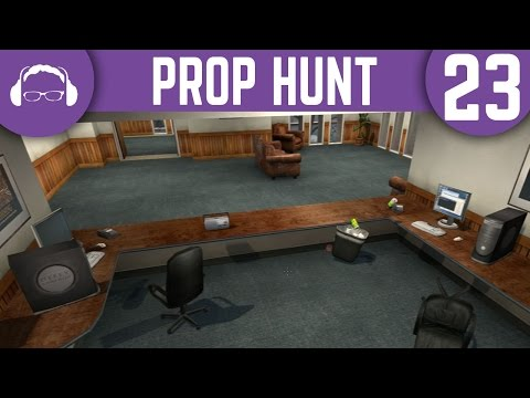 I Have a Theory. A MELON THEORY | Prop Hunt Ep.  23