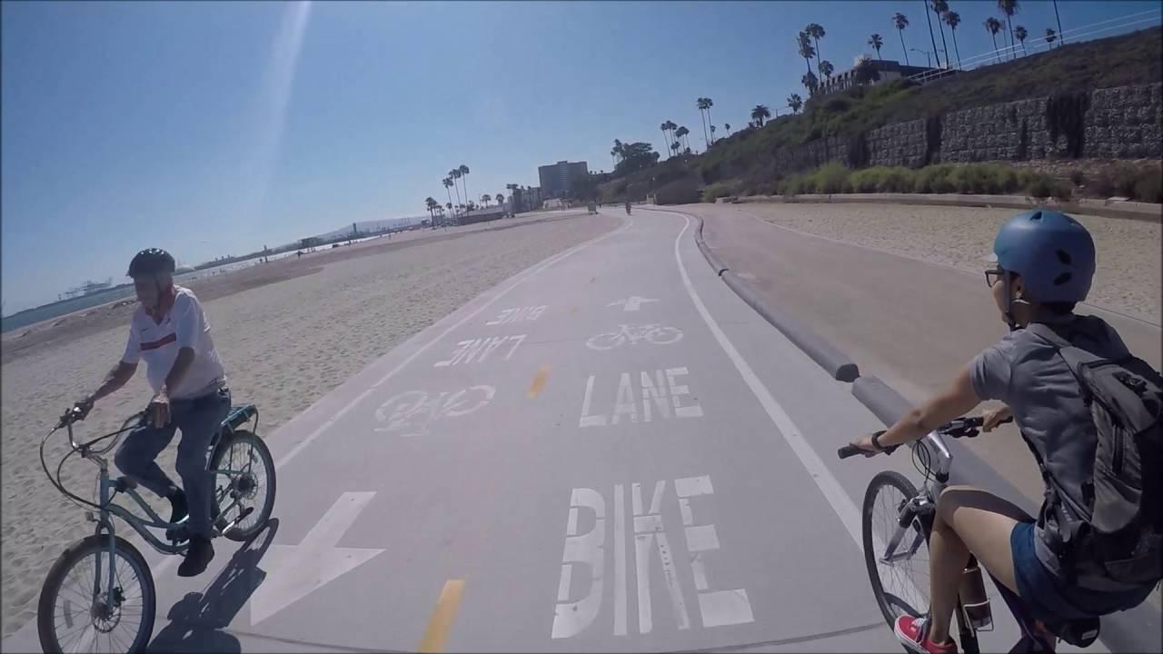 Long Beach Bike Ride Mundane Episode 2