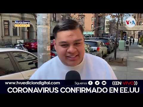 Coronavirus confirmado en Estados Unidos