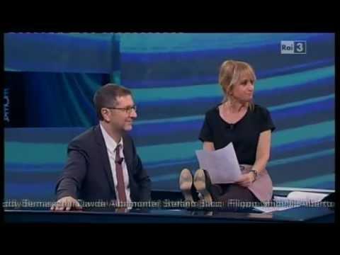 Luciana Littizzetto 'Letterina alla Befana' - Che tempo che fa 06/01/2013