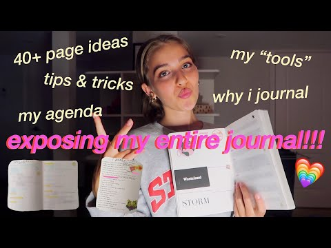 you'll want a journal after watching this