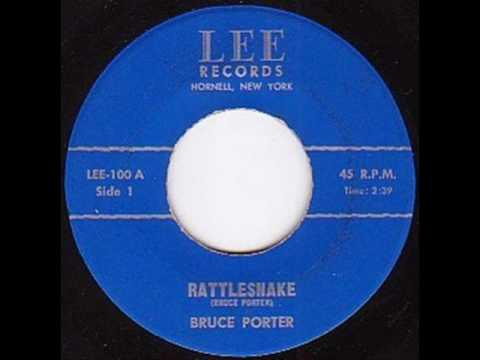 Bruce Porter - Rattlesnake