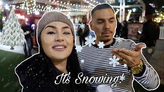 Funny Ice Skating! Vlogmas Day 3 + Giveaway