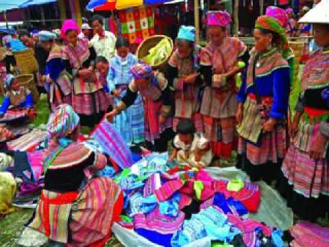 Phiên chợ Bắc Hà - Ns Lương Kim Vĩnh