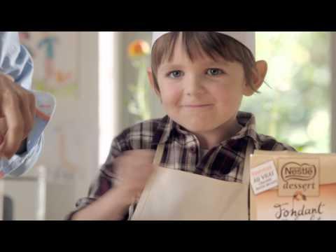 Publicité Nestlé - février 2013