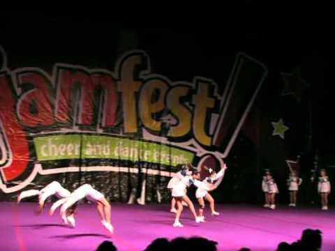 Rockstar Athletics Junior Level 3 - Jamfest 10-28-12