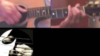 Batida Violão de Reggae - batida 3