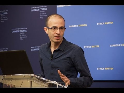Global Ethics Forum: Home Deus with Yuval Noah Harari