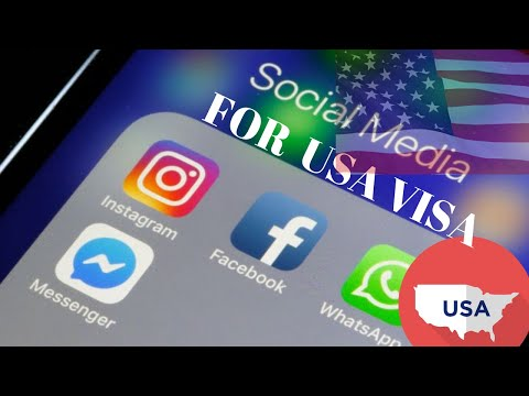 US Wants Social Media Details For Visa Applicants And How To Enter Facebook Details In USA Visa Form