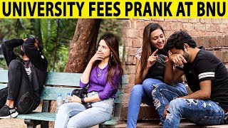 Begging for University Fees at BNU Prank  Part 2  Lahori PrankStar