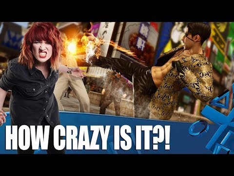 Yakuza Kiwami 2 - is this the craziest one yet?!