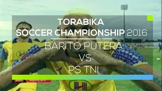 Video Gol Pertandingan Barito Putera vs PS TNI