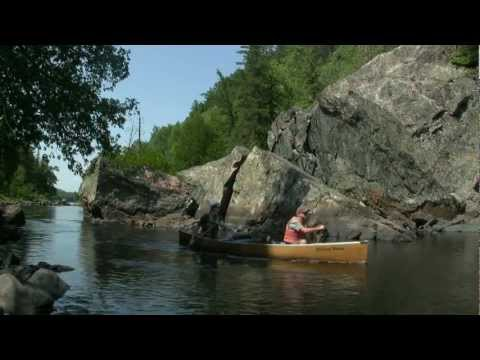 Backcountry 2012 - Temagami: Sturgeon River, Solace Wildlands Canoe Route